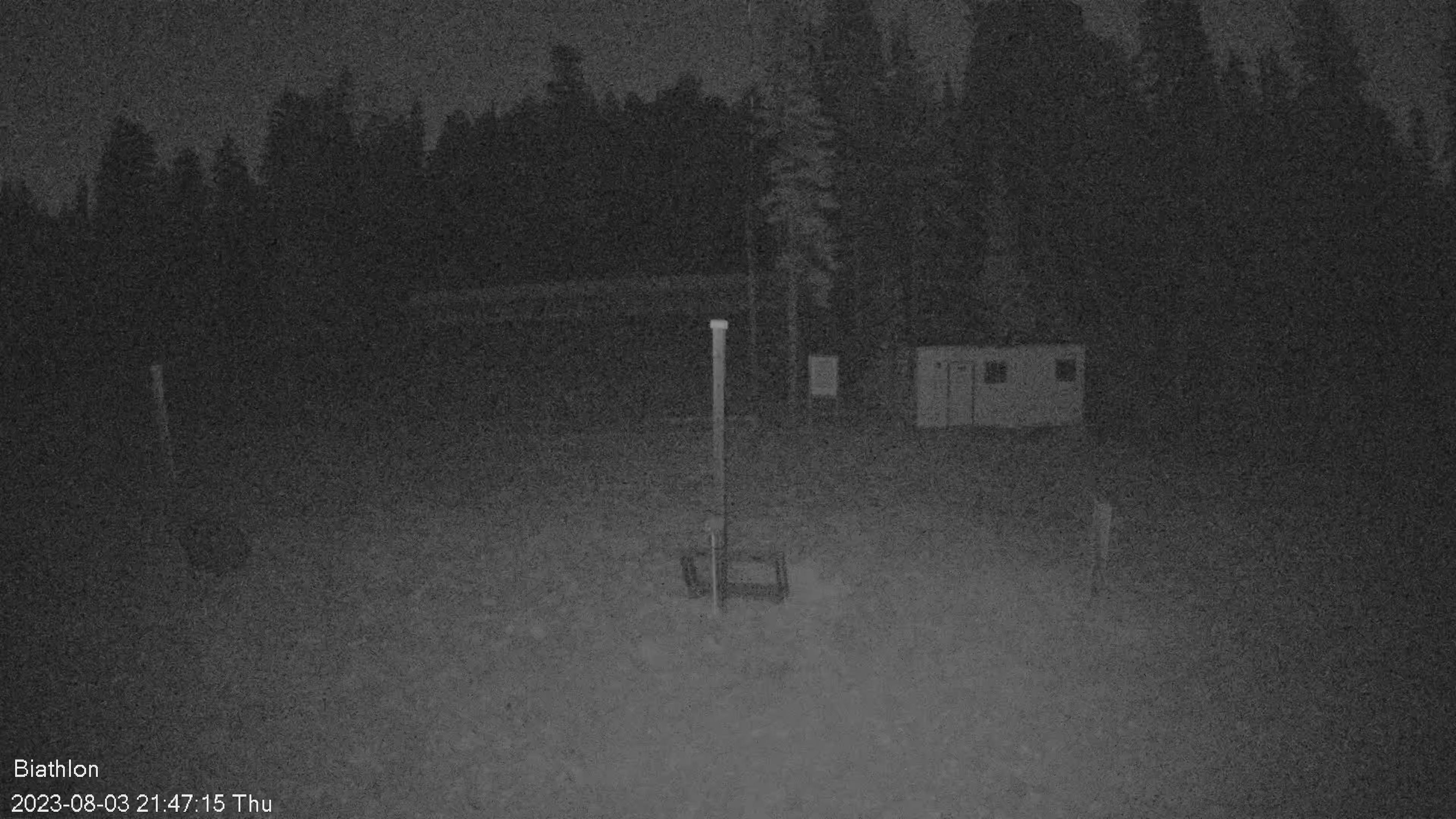 Telemark Biathlon Range Webcam
