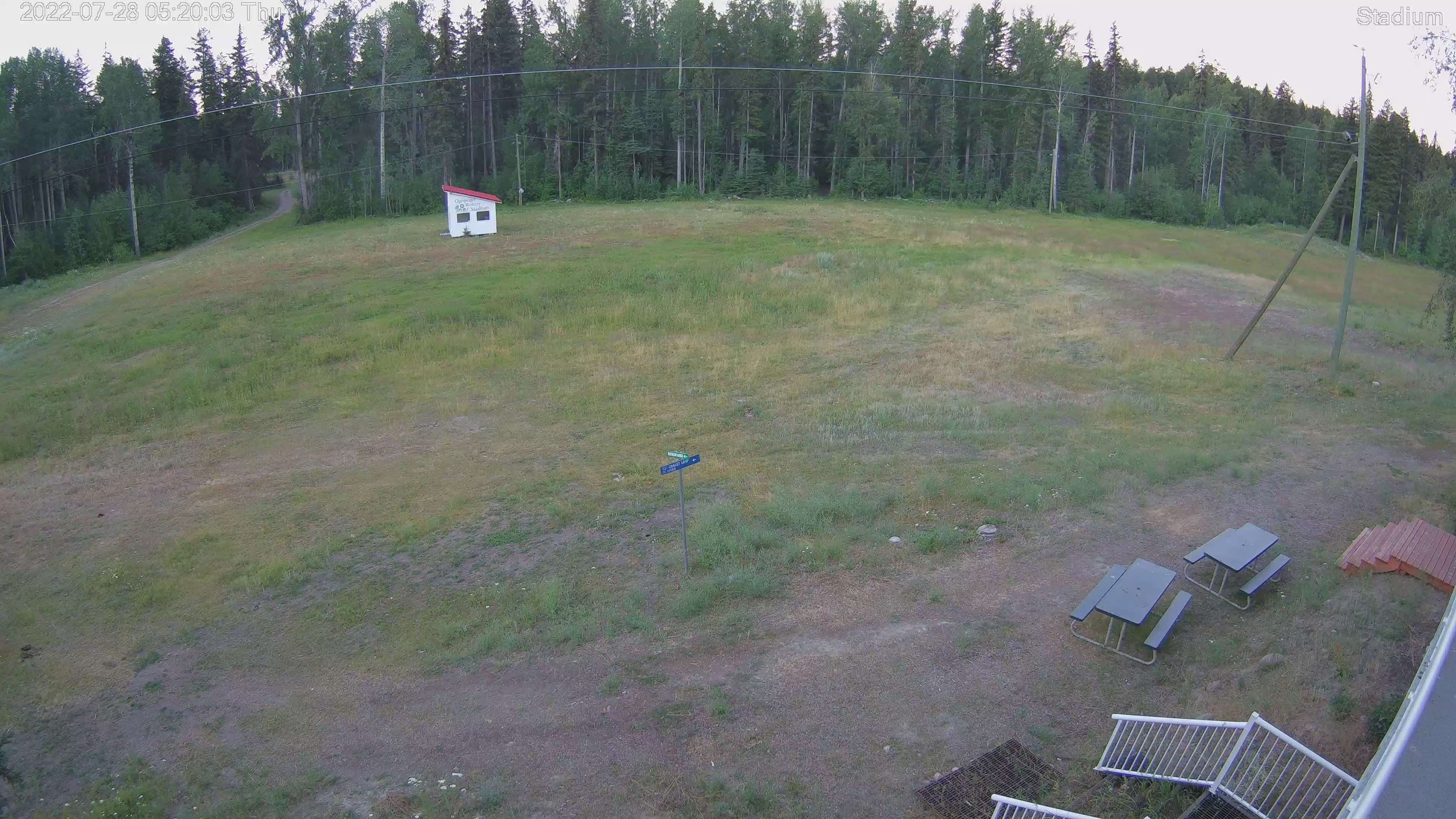 Telemark Stadium Webcam